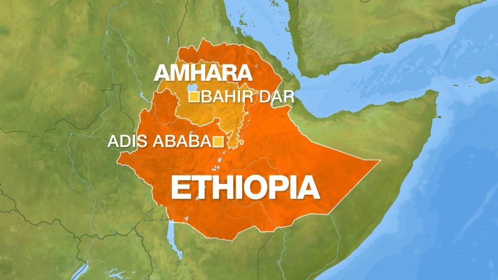 Attempted coup in Ethiopia: Fifth top official dies ...